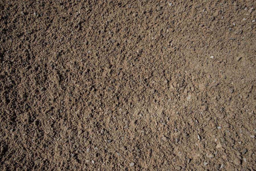Inerti da cava: la sabbia di frantoio delle Cave Cardi.
